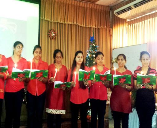 Christmas Celebrations by PGDE TESL 2013/2014