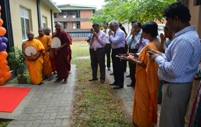 Opening of the New Wing of the Faculty of Education