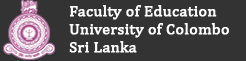 Sample 1 | Faculty of Education, University of Colombo