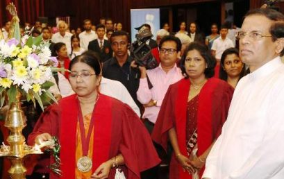 Inauguration – 72nd Annual Sessions of SLAAS