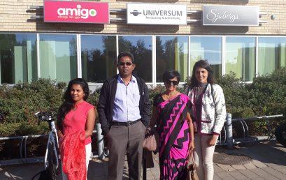 Student Exchange with Umea University