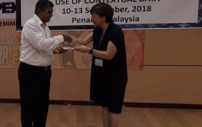 Capacity Development workshop at University Sains Malaysia