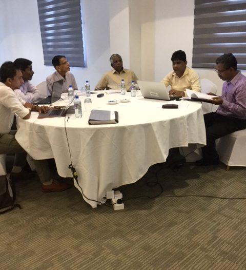 SLQF alignment workshop