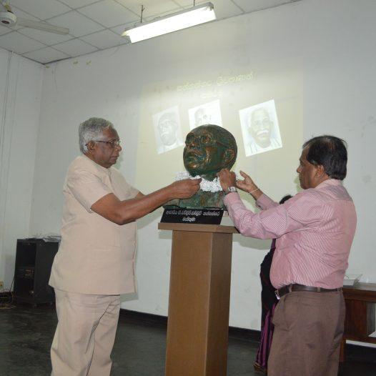 Dr Kannangara Memorial lecture by Dr.D.R. Athukorala
